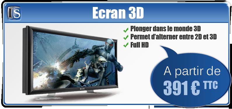 écrans 3d